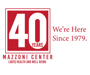 Mazzoni Center 40 Banner